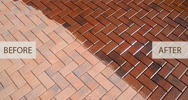 Why Seal Pavers?