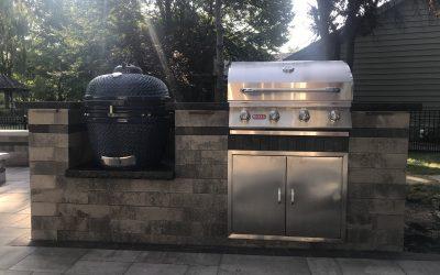 Outdoor Kitchen Arlington Heights