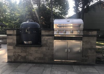 Outdoor Kitchen installation Arlington heights