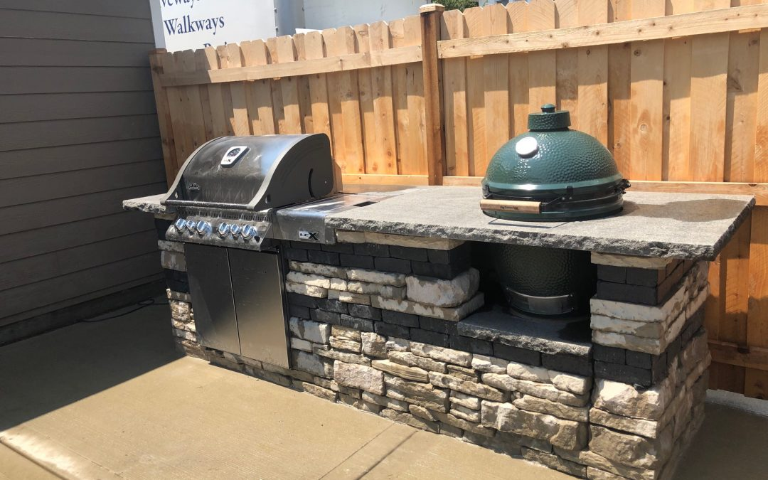 Outdoor Kitchen Chicago